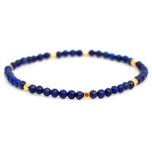 Lapis Lazuli 4mm Bracelet