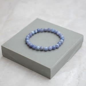 Angelite Bracelet 6mm