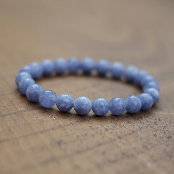 Angelite Bracelet 8mm