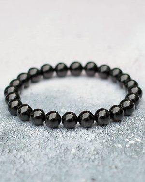 Black Tourmaline Bracelet 8mm