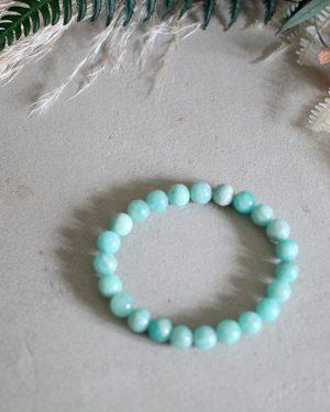 Amazonite Bracelet 8mm