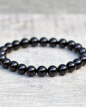 Black Onyx Bracelet 8mm