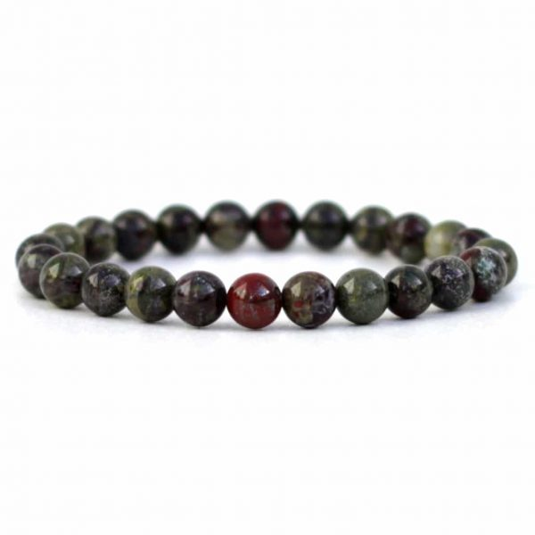 Dragon Blood Jasper Bracelet 8mm