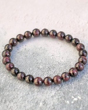 Garnet Bracelet – Almandine