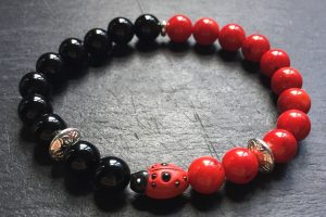 Ladybird Bracelet by Spirit Connexions