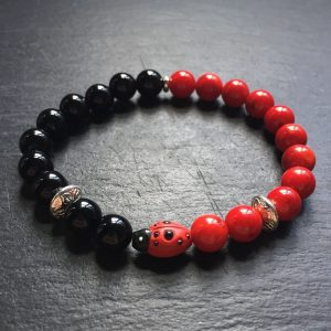 Ladybird Bracelet by Spirit Connexions