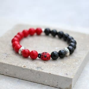 Ladybird Bracelet