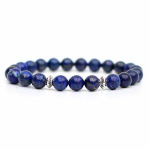 Lapis Lazuli Bracelet 8mm