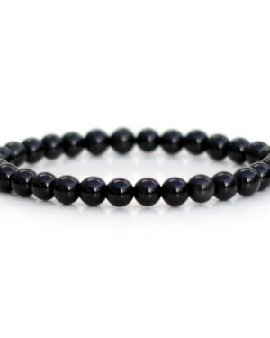 Obsidian Bracelet 6mm
