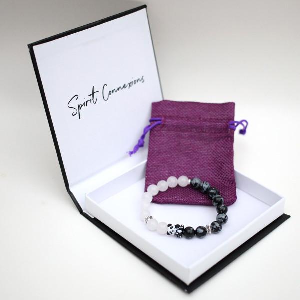 Panda Bracelet by Spirit Connexions