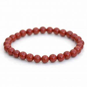 Red Jasper Bracelet 6mm