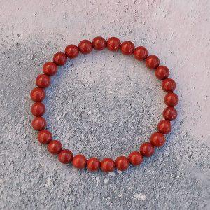Red Jasper 6mm