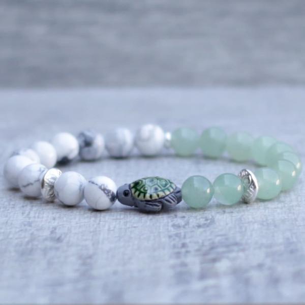 Sea Turtle Bracelet by Spirit Connexions