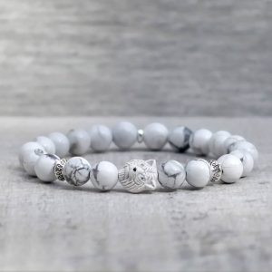 White Tiger Bracelet by Spirit Connexions