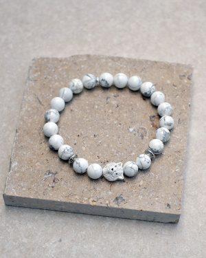 White Tiger Bracelet