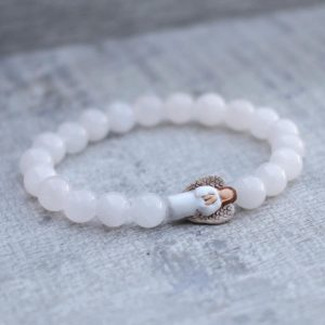 White Angel Bracelet