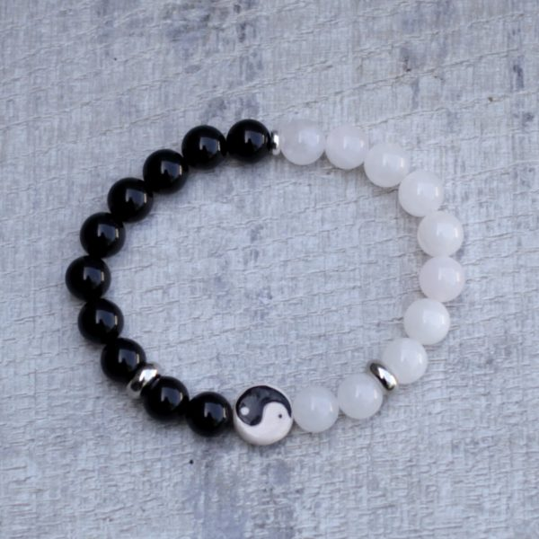 Yin Yang Bracelet by Spirit Connexions