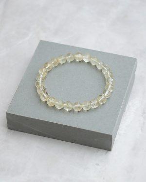 Citrine Bracelet 8mm