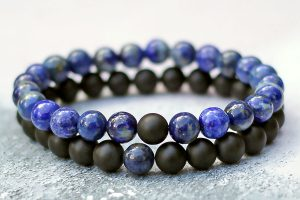 couples-bracelet-set-onyx-lapis-04