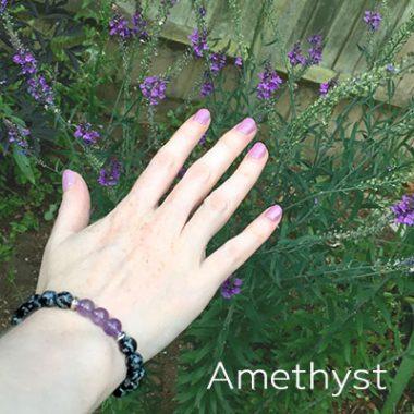 Amethyst Gemstone Bracelets