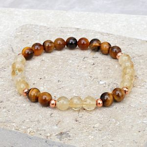 Citrine Tigers Eye