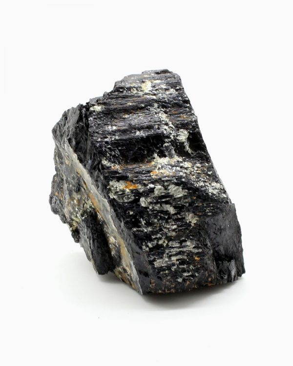 Black Tourmaline Rough (0006) 386 grams
