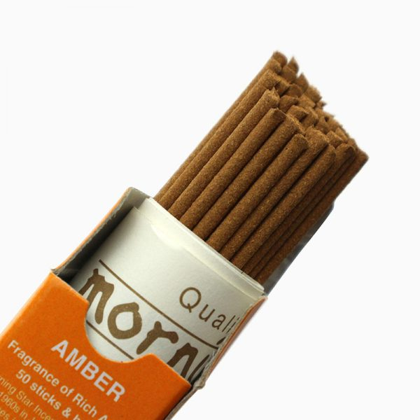 Morning Star Amber Incense by Nippon Kodo