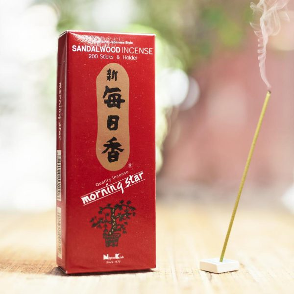 Morning Star Sandalwood Incense by Nippon Kodo