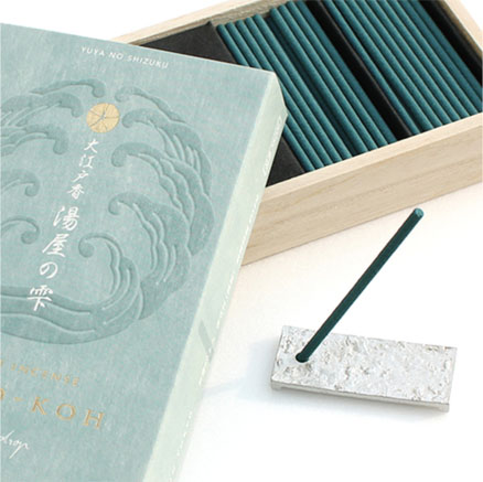 Nippon Kodo – Oedo Koh Water Drop Incense Gift Set
