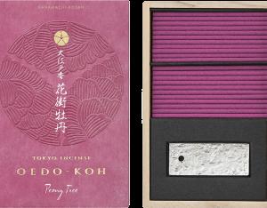 Nippon Kodo – Oedo Koh Incense Range