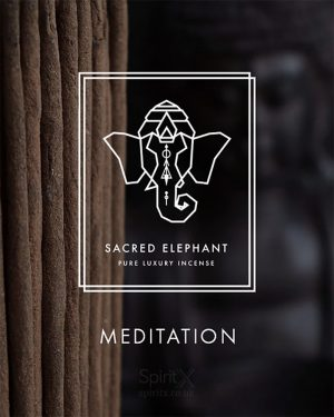 Sacred Elephant Meditation Incense Set