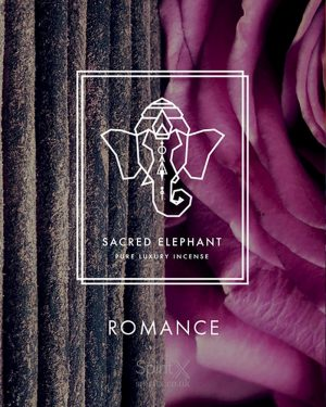 Sacred Elephant Romance Incense Set