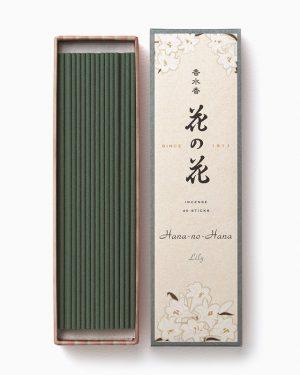 Hana No Hana Lily Incense Sticks
