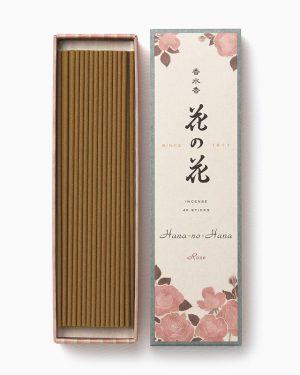 Hana No Hana Rose Incense Sticks