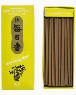Morning Star Patchouli Incense by Nippon Kodo