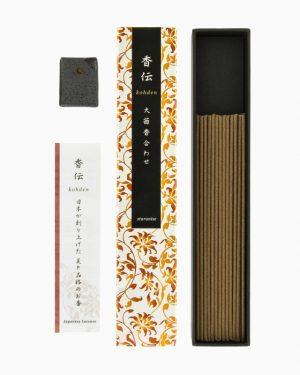 Kohden Star Anise Incense | Nippon Kodo
