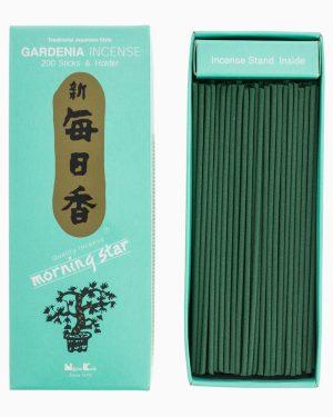 Morning Star Gardenia Incense by Nippon Kodo