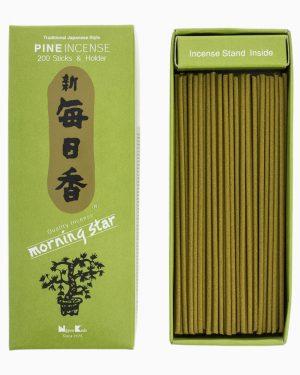 Morning Star Pine Incense by Nippon Kodo