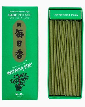 Morning Star Sage Incense by Nippon Kodo