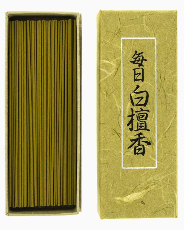 Mainichi-Koh Byakudan Incense | Nippon Kodo