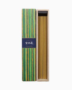 Kayuragi Osmanthus Incense Sticks by Nippon Kodo