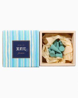 Kayuragi Jasmine Incense Cones by Nippon Kodo