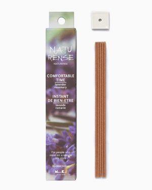 Naturense Comfortable Time Incense Sticks by Nippon Kodo