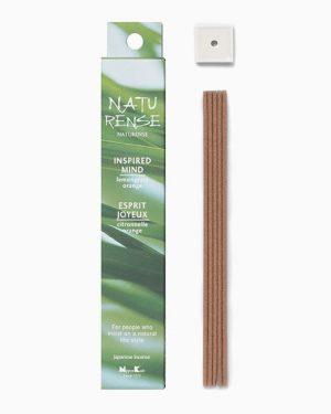 Naturense Inspired Mind Incense Sticks by Nippon Kodo