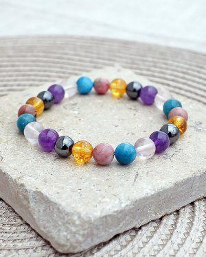 Arthritis Support Crystal Bracelet