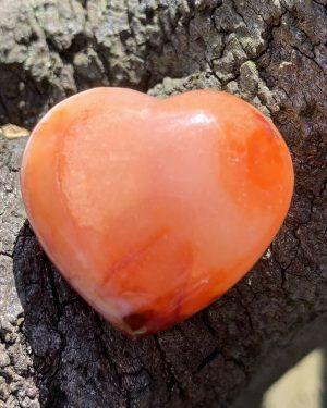 Carnelian Heart 015