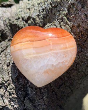 Carnelian Heart 017