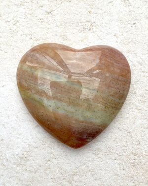 Ocean Jasper Heart 0003