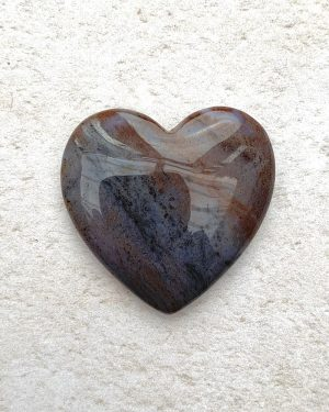 Ocean Jasper Heart 0005