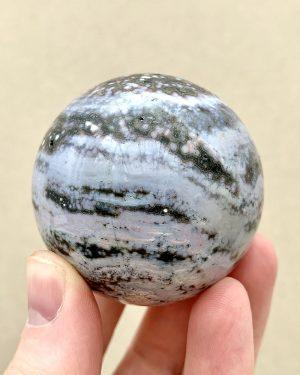 Ocean Jasper Sphere 060